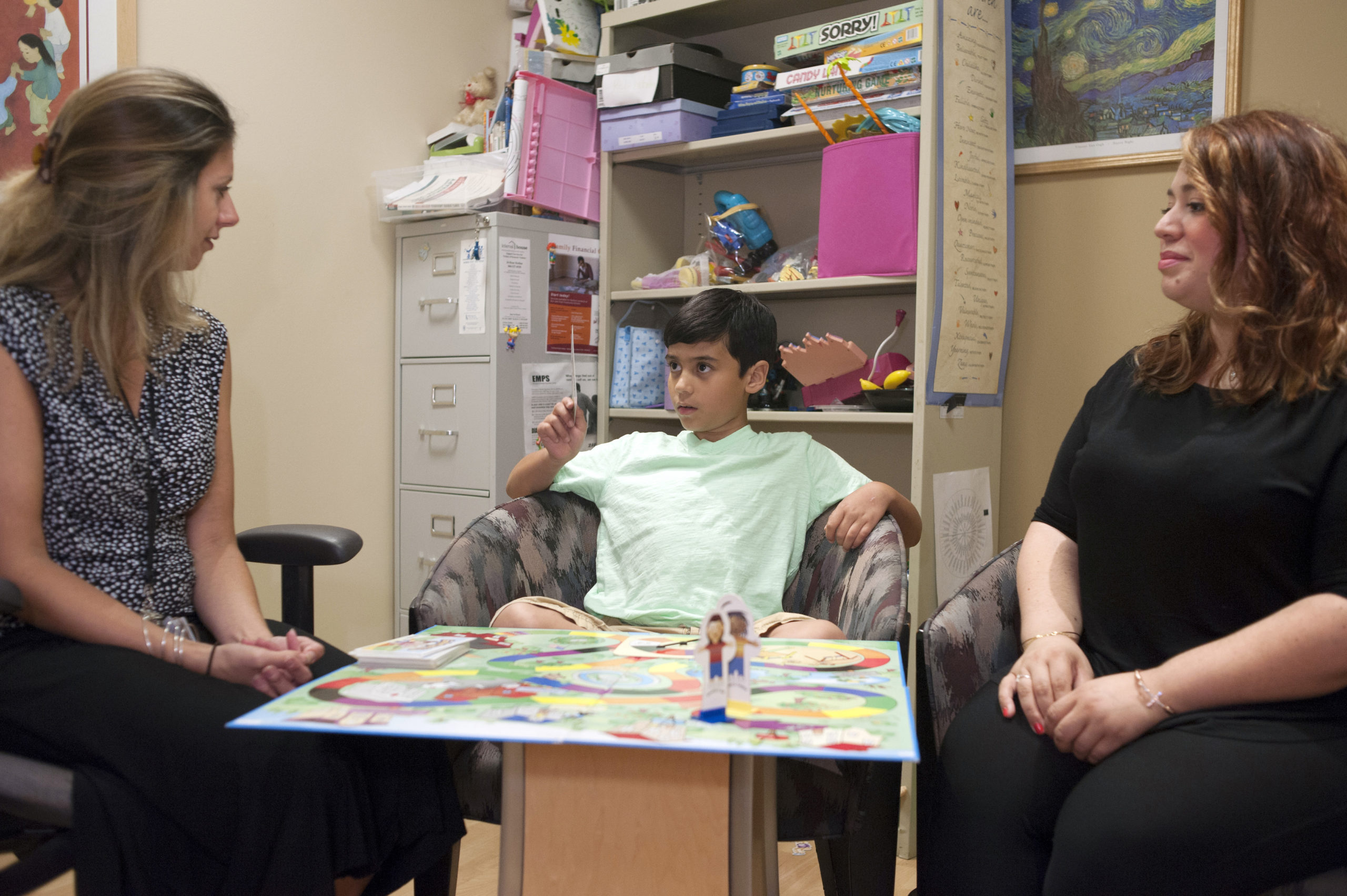 Outpatient Behavioral Therapy (Children & Teens)